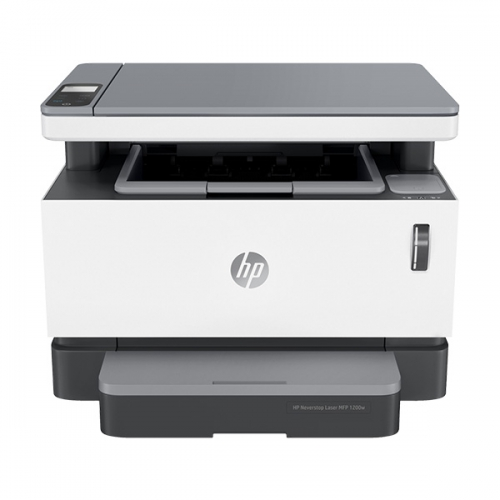 Máy in laser trắng đen HP Neverstop MFP 1200W-4RY26A