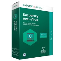 PM DIỆT VIRUS KASPERSKY INTERNET SECURITY-1 PC / BQ 1 NĂM