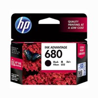 Mực in HP 680 Black Original Ink Advantage Cartridge (F6V27AA)