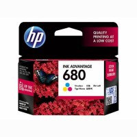 Mực in HP 680 Tri-color Original Ink Advantage Cartridge (F6V26AA)