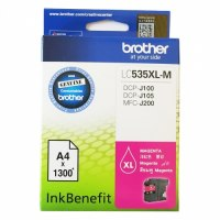 MỰC IN PHUN BROTHER LC535XL- M ink cartridge ( dùng cho máy in  DCP-J100, DCP-J105, MFC-J200)