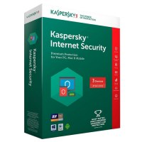 PM diệt virus Kaspersky Internet Security-3PC / BQ1 Năm
