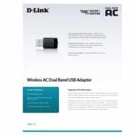 USB thu wifi Dlink DWA171 Nano Wireless USB